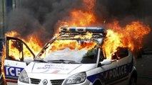 Zapping Télé du 19 mai 2016 - Une voiture de police incendiée à Paris !