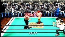 Virtual Pro Wrestling 64 Rikidozan vs Mil Mascaras