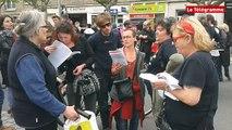 Saint-Brieuc. Loi Travail : environ 800 manifestants