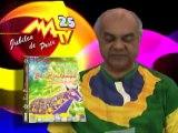MATV 25 ANOS-ATRIZ MARANHENSE RECEBE DVD DA CULTURA POPULAR