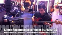 Fender Jazz Bass 24