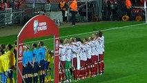 17/11/15 - Denmark (3)2-2(4) Sweden - Parken Stadium - Danish National Anthem (1080p HD)