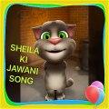 """Sheila Ki Jawani"" Full Song   Tees Maar Khan Tom cat singing"