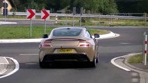 Aston Martin Vanquish AM310 Sounds!