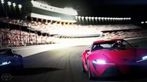 Toyota FT-1 Concept Appearing in PlayStation®3 Gran Turismo® 6 | FT-1 | Toyota