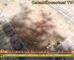 ALTAS TEMPERATURAS Y DEFORESTACION EN PLAZA 25 DE MAYO