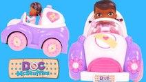Doc McStuffins Remote Control Check Up 'n' Go Mobile | Fun Disney Jr. Toys on DCTC