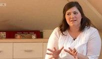Ivana Linde, žena koja boluje od rijetke, Fabrijeve bolesti