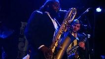 "Jason Marshall, Baritone Sax - ""Cherokee"" (Montreal Jazz Festival, 28 June 2010) - Pepper Adams Jazz"