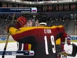 Россия - Германия [NHL 09] Чемпионат мира по хоккей 2016