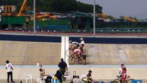 Hong Kong Cycling Events on 23 October pak shek 29