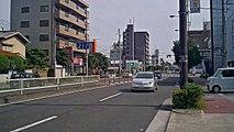 大阪市営バス 17-0946@ Osaka City bus 大阪市公交車 いすゞエルガ 73 なんば行き
