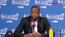 Dwyane Wade Postgame Interview | Heat vs Raptors | Game 5 | May 11, 2016 | 2016 NBA Playoffs