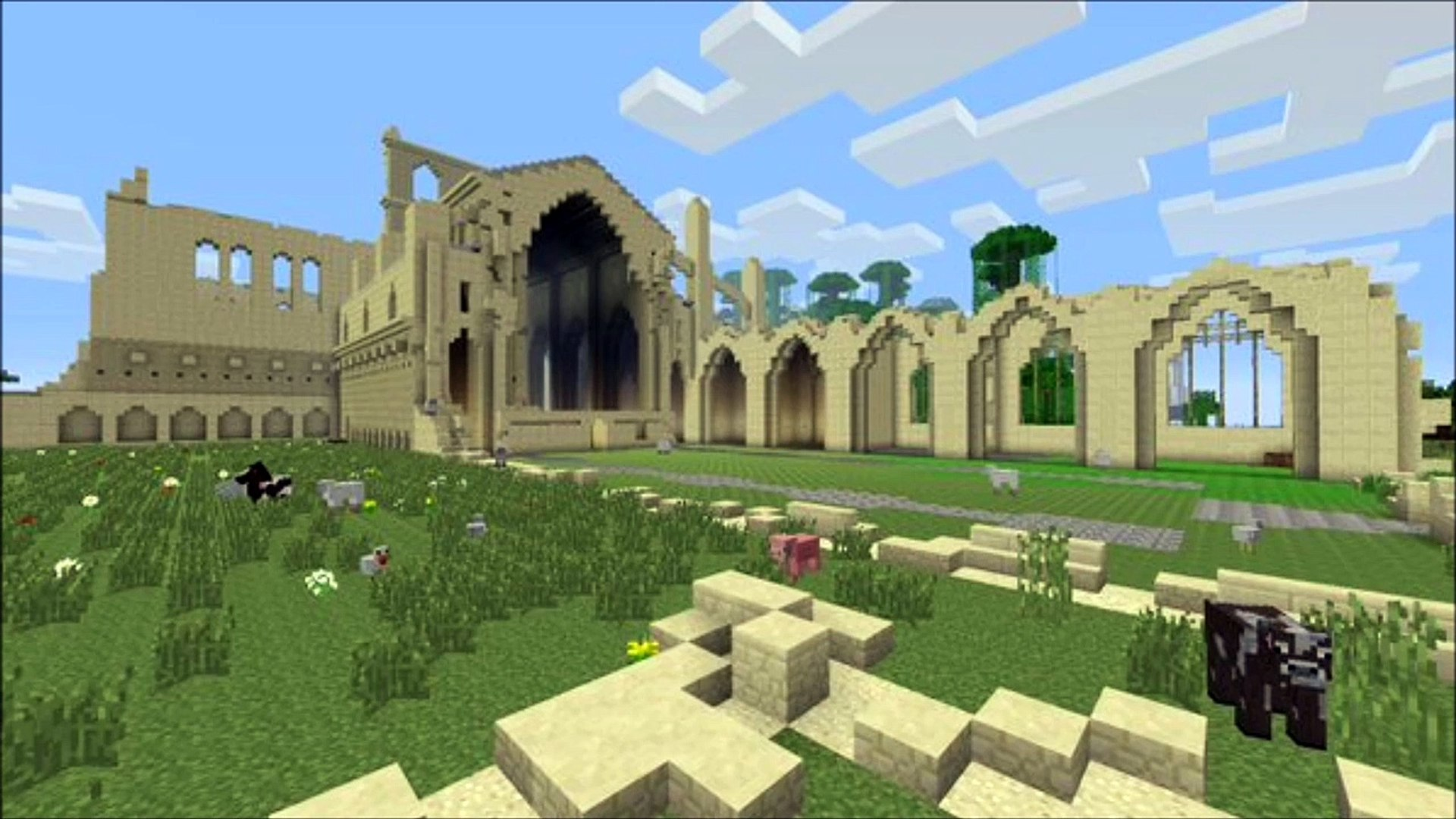 Minecraft Ps3 Ps4 Xbox Title Update Tu31 1 8 New Tutorial