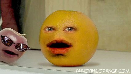 Annoying Orange - Ask Orange #5- Once in a Blew Moon!