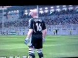 Zidane dans pes
