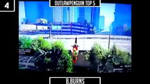 GTA 5 Top 5 Stunts #19! GTA Online Stunt Montage GTA V Online Gameplay PS4 Stunt
