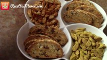 Fekkas Amandes & Raisins secs - Moroccan Almond & Raisin Cookie - الفقاص باللوز