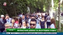 Beşiktaş Şampiyonluk Kutlaması - Vodafone Arena Şampiyonluk Kutlaması