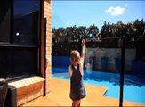 Pool Safety Inspections Video 10   Pool Fence   Gate Maintenance flv