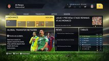 Fifa 15 | Monaco Career Mode | Cavani The Beast | #17