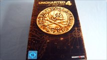 Unboxing ~ Uncharted 4: A Thief's End: Libertalia Collector's Edition ~ PlayStation 4 (German)