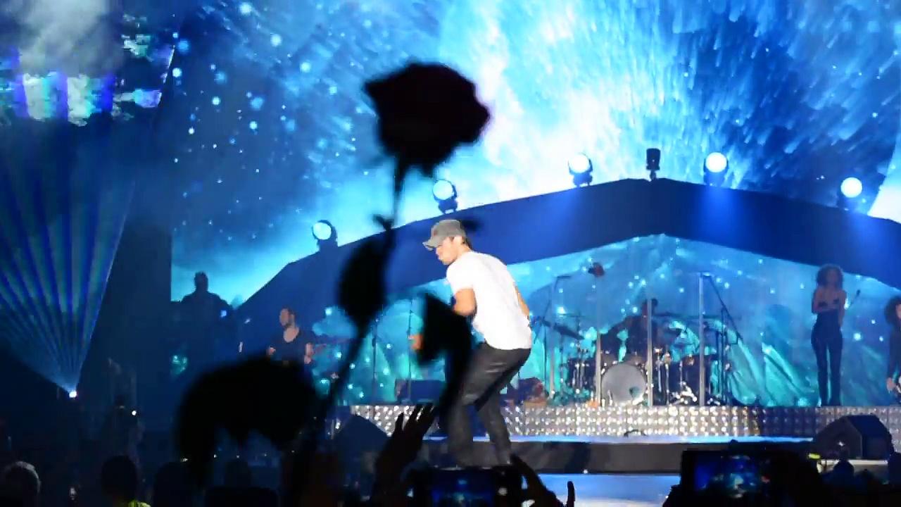 Enrique Iglesias - Baby you right Sofia Arena Armeec #SEXANDLOVETOUR