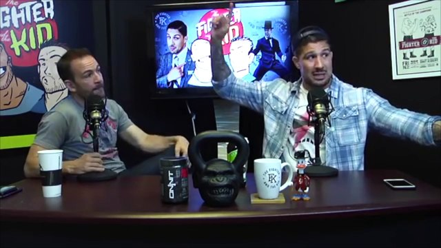 Brendan Schaub - Anderson Silva vs Michael Bisping Post Fight Breakdown - UFC Fight Night 84