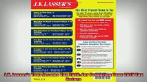 READ book  JK Lassers Your Income Tax 2016 For Preparing Your 2015 Tax Return Full Free