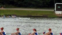 Trent Rowing Club at the Junior British Rowing Championships - Junior 15 coxed quad final