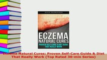 PDF  Eczema Natural Cures Proven SelfCare Guide  Diet That Really Work Top Rated 30min PDF Online