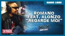 """Romano feat. Alonzo """"Regarde-moi"""" en live dans La Radio Libre !"""
