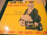 Some Like it Hot - CHA - CHA - CHA Sweet Sue & Her Society Syncopaters 1959 United Artist