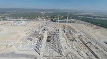 ITER - Les avancées du chantier vues par drone - Année 2015