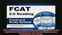 EBOOK ONLINE  FCAT 20 Reading Flashcard Study System FCAT Test Practice Questions  Exam Review for  FREE BOOOK ONLINE