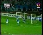 Gol de Palermo a Sporting Cristal (Boca 3-Sporting Cristal 0 27-04-2005)