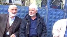 Yozgat Sorgun Şehit Polis Memuru Mücahit Erbaş'ın Cenazesi Babaevinde