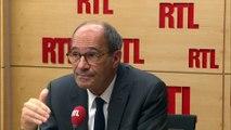 """Éric Woerth, au micro de RTL : """"Monsieur Hollande est en train de casser la France"""""""