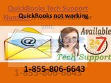 1-855-806-6643 Quickbooks Tech support Number USA