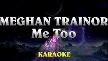 Meghan Trainor - Me Too ¦ LOWER Key Karaoke Instrumental Lyrics