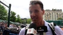 """Roland-Garros 2016 - Kenny De Schepper : """"C'est la première fois fois que je gagne autant de matchs à Roland-Garros"""""""