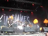 In Flames - My Sweet Shadow (live in Sälen, 25/4-09)