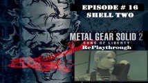 Metal Gear Solid 2 - Sons of Liberty RePlaythrough [16/28]