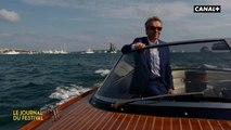 Sean Penn, Isabelle Huppert - Le Journal du Festival (20/05/2016) - Michel Denisot - Cannes 2016 CANAL+