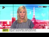 Passage média - ITélé - Violences contre les forces de l'ordre