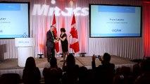 Prix Mitacs et CNRC-PARI pour la commercialisation : Prune Lieutier