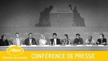 THE LAST FACE - Press conference - EV - Cannes 2016