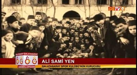 Galatasaray Ansiklopedisi-Ali Sami Yen