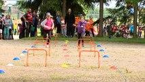Côte-d'Or : une petite fille retrouve les joies du sport grâce à une lame de course