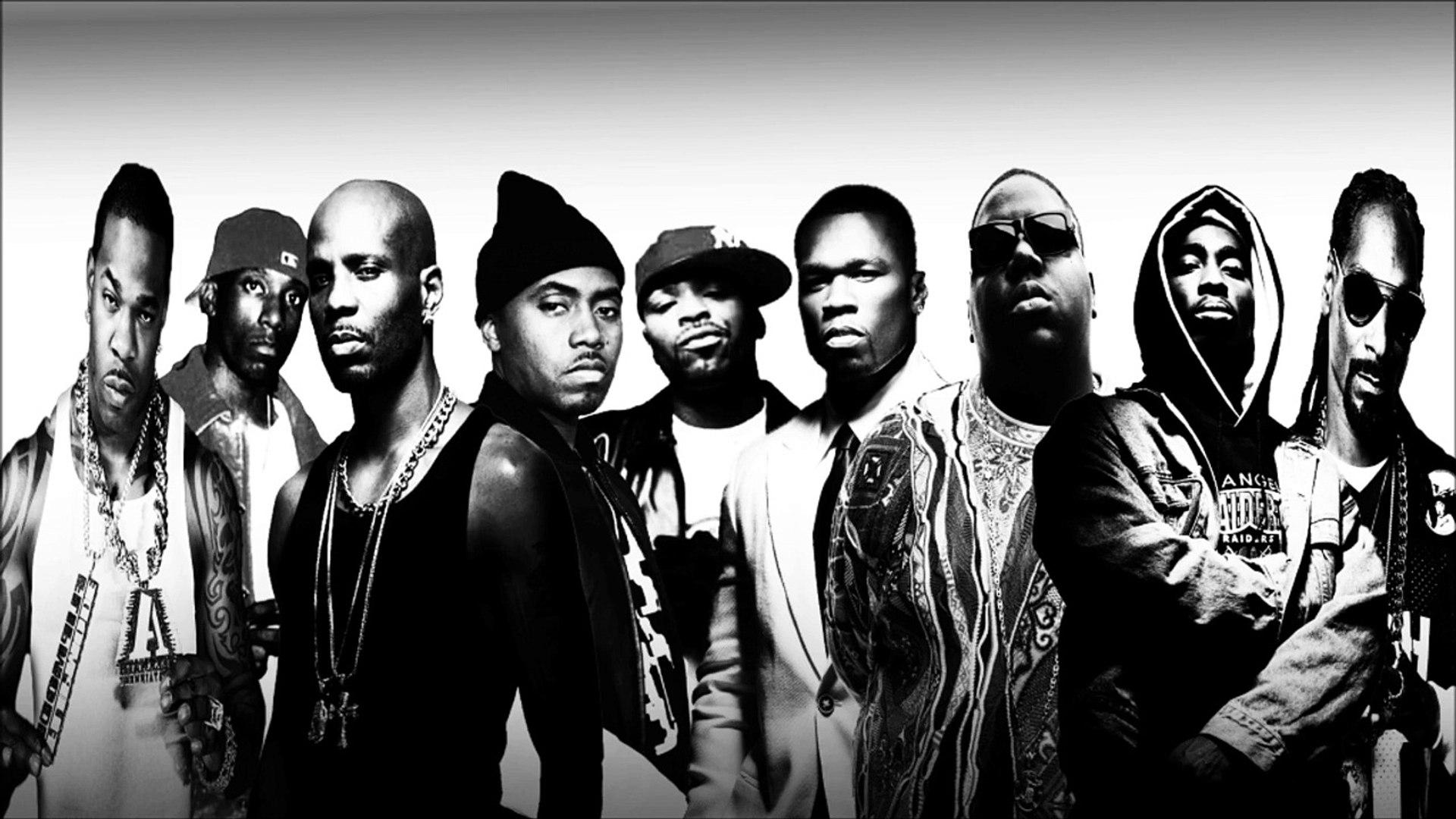 Da Rockwilder Ft. Busta Ryhmes, Big L, DMX, Nas, Method Man, 50 Cent, Biggie, Tupac ,Snoop Dogg